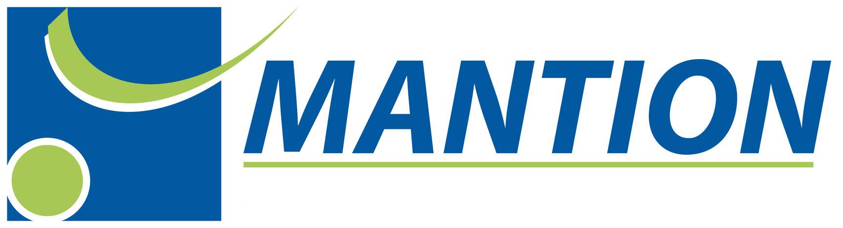 Mantion logo