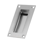 SS RECTANGULAR FLUSH PULL